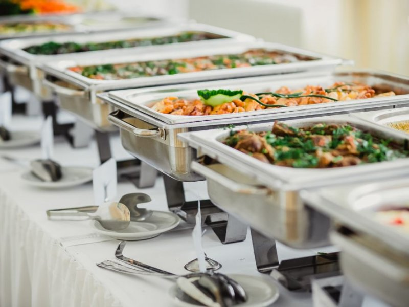 Howell Opera House Catering